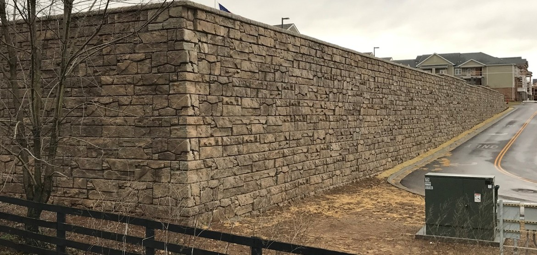 Verti Block Retaining Walls