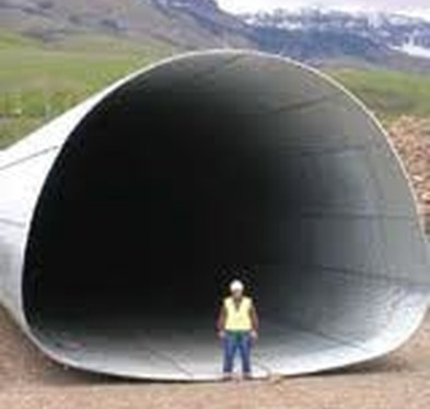 Structural Plate Arch Pipe and Aluminum Structures & Corrugated Metal Pipe