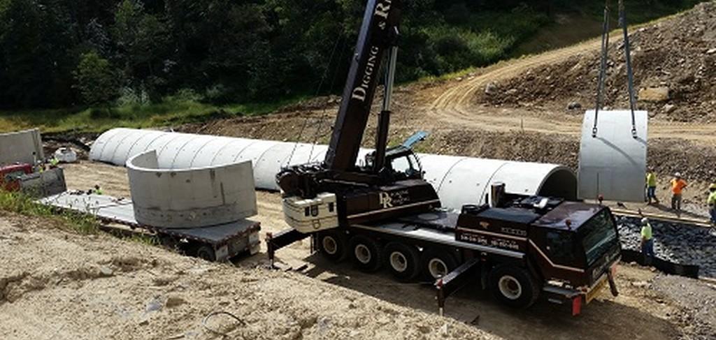 Concrete bridges and Box Culverts - Precast Concrete Products