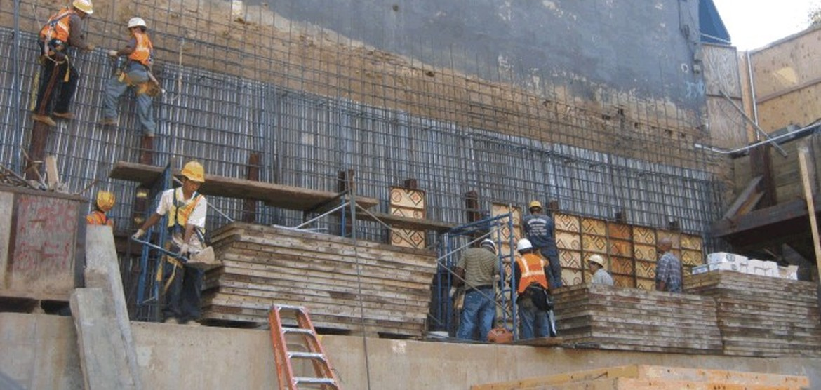 Stay Form Concrete Forming And Placement
